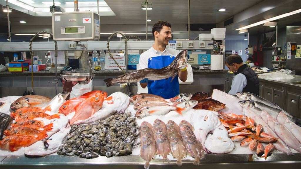 Pescados y Mariscos Rabina