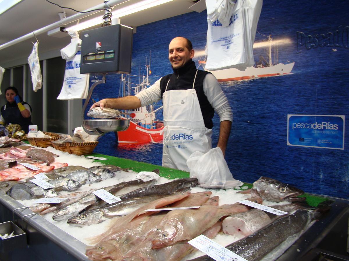 Pescados y Mariscos Maribel