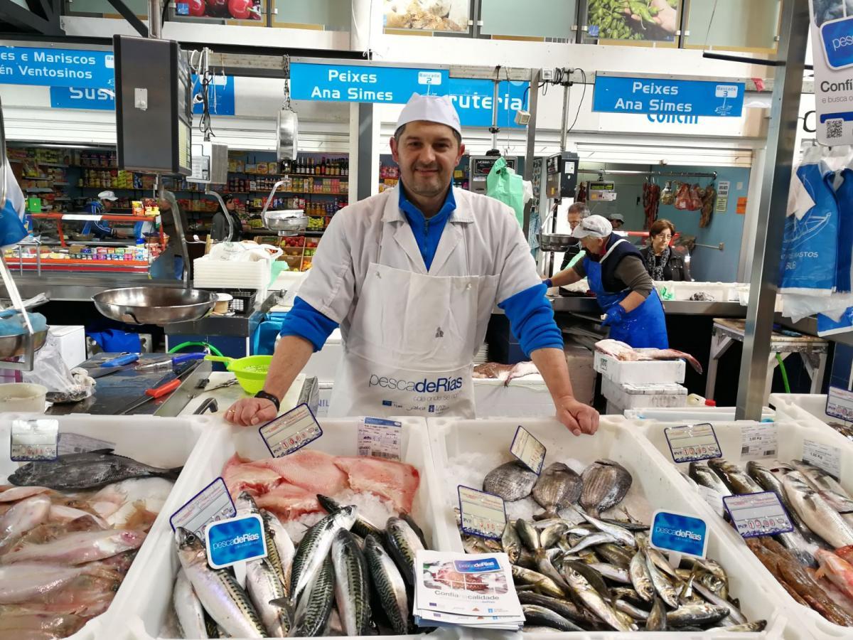 Peixes e Mariscos Manuel Brión