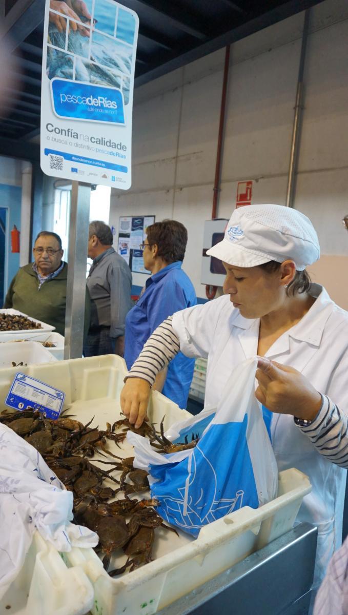 Peixes e Mariscos Ventosinos (Bueu)