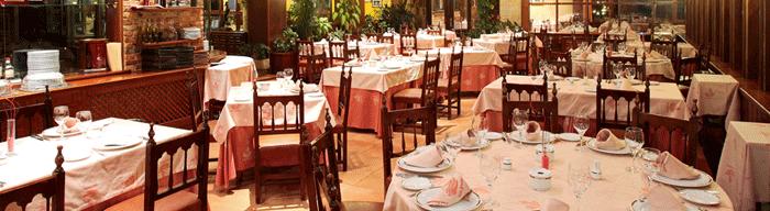 Restaurante Los Abetos