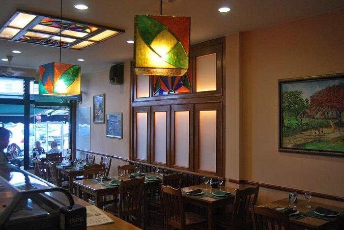 Restaurante O Cangrexal