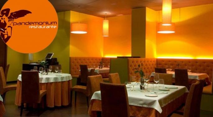 Restaurante Pandemonium