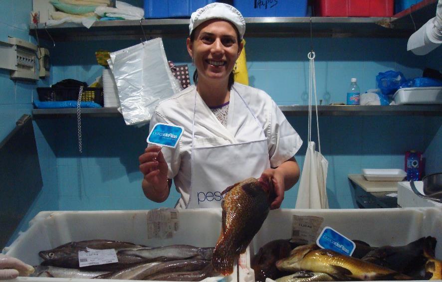 Peixes e Mariscos Carmen Cartagena