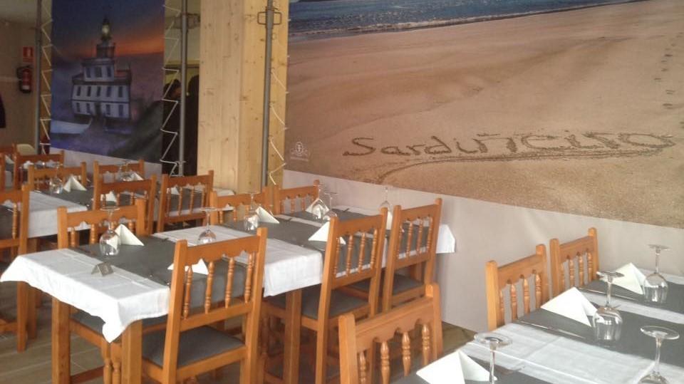Restaurante Praia Sardiñeiro