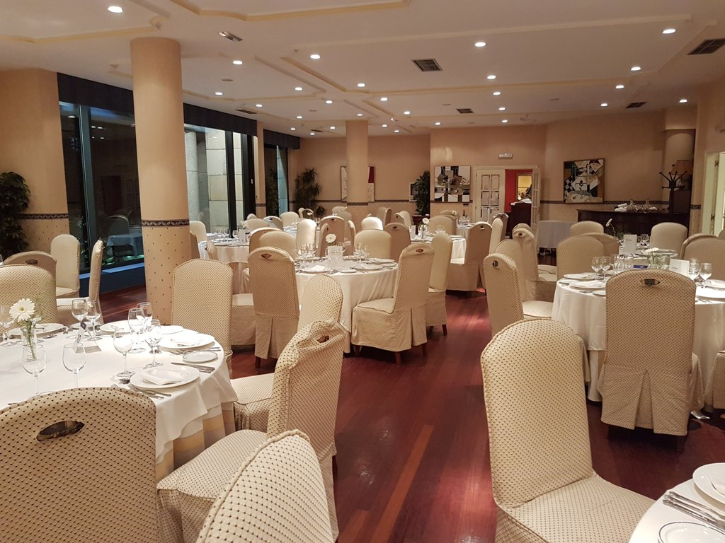 Restaurante Club Financiero Vigo