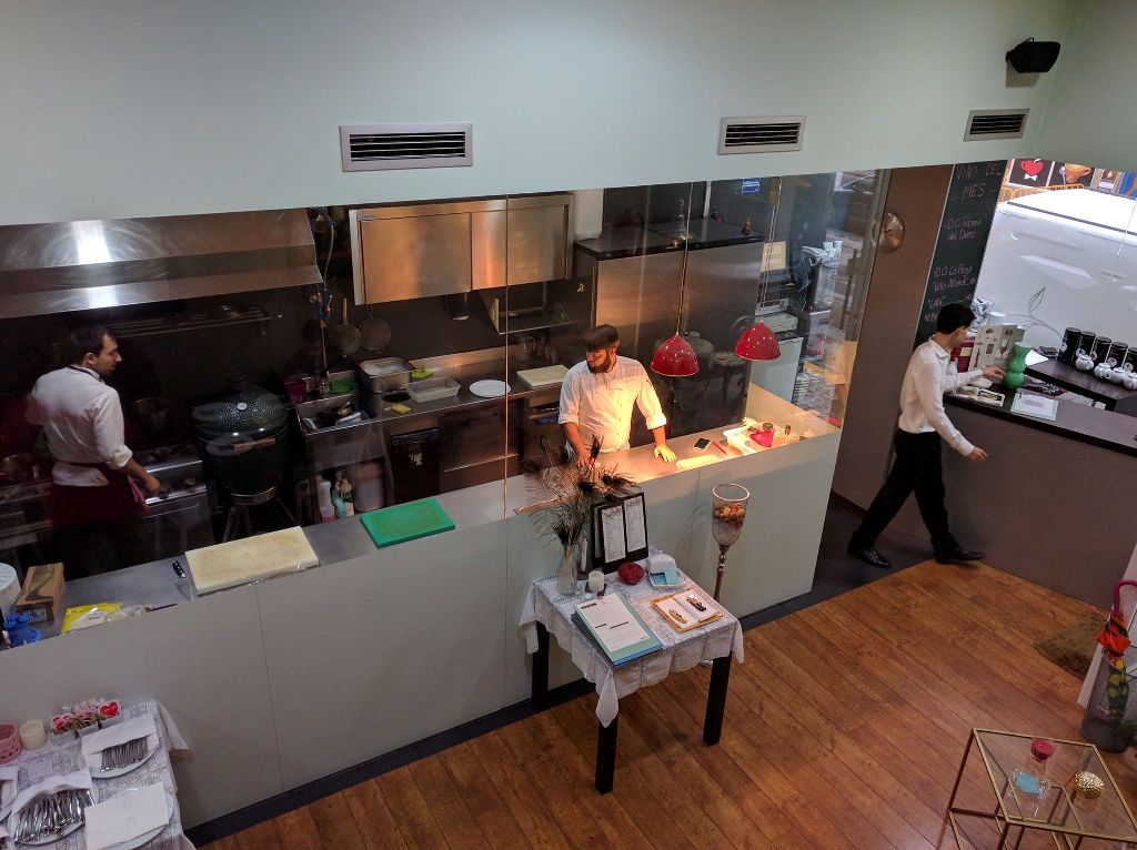 Restaurante Hierbaluisa
