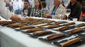 Showcooking de Lucía Freitas no Mercado do Mar