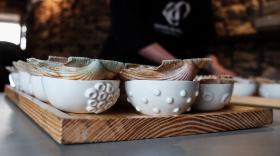 Produtos pescadeRías no VI Encontro de Artesanía Tradicional e Popular de Galicia