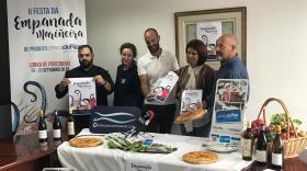 II Festa da Empanada Mariñeira con produto pescadeRías, ¿de onde se non?