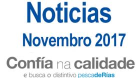 Boletín de noticias de Novembro