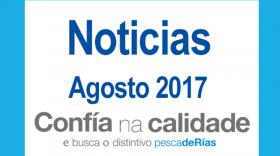 Boletín de noticias de Agosto