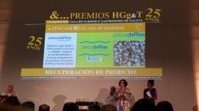 A marca pescadeRías nos Premios HGg&T