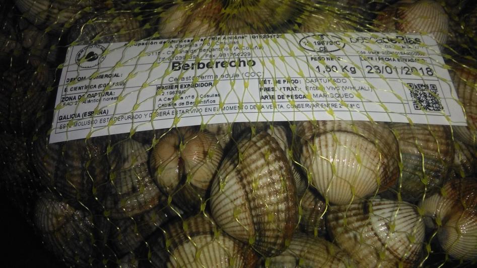 A depuradora da Agrupación de Mariscadoras Río Anllóns renova a súa certificación