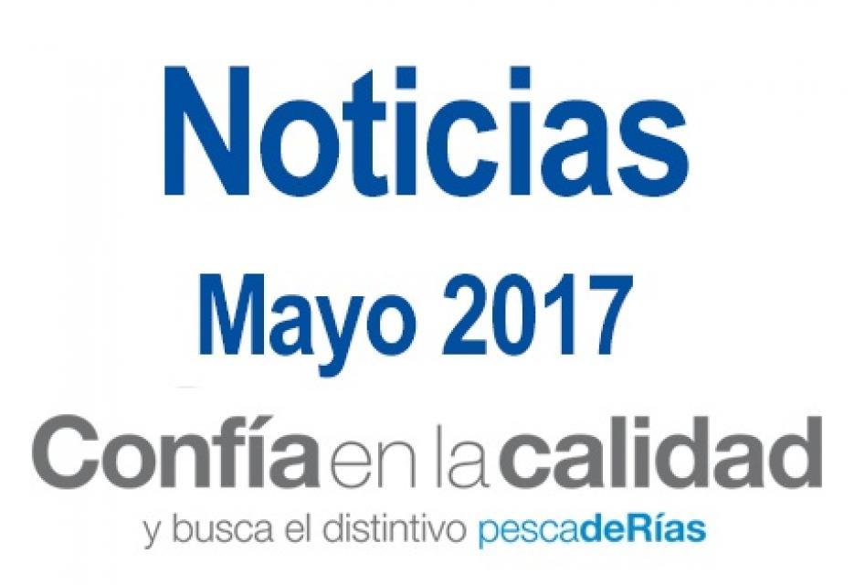 Boletín de noticias de mayo