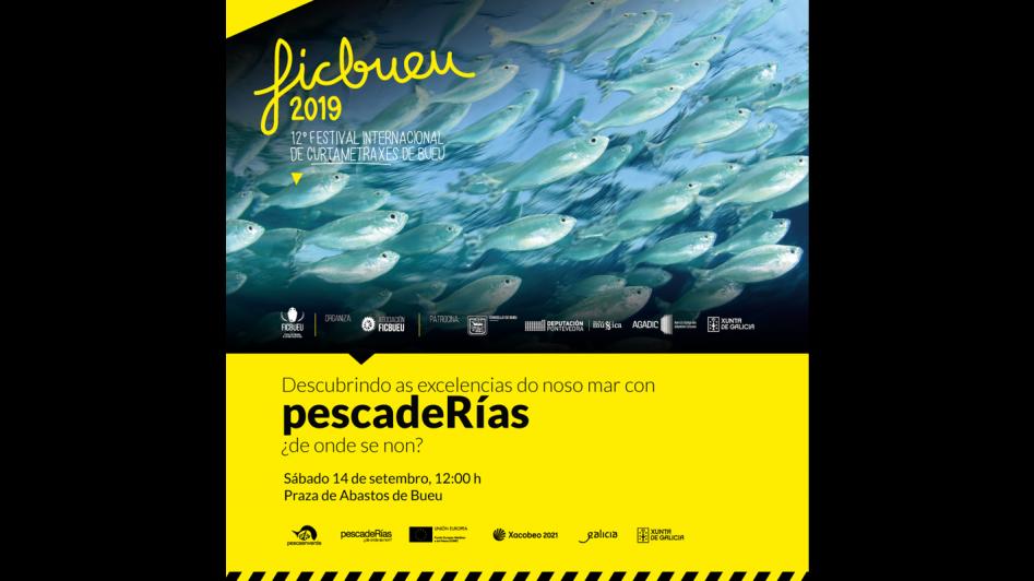 12º Festival Internacional de Cortometrajes de Bueu – FICBUEU2019