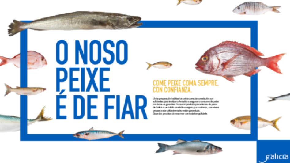 Nuestro pescado es de fiar