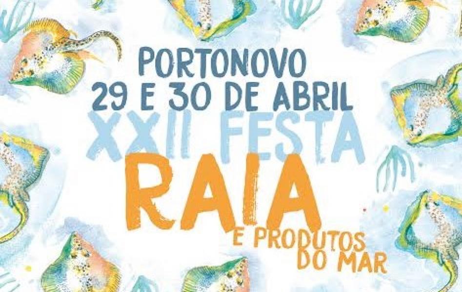 XXII Fiesta de la Raya de Portonovo