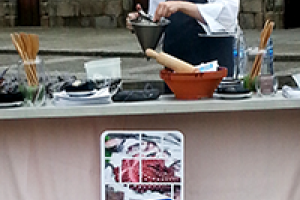 Obradoiros de cociña e chef estudio