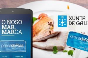 Xa podes descargar a aplicación móbil –app- de pescadeRías!!