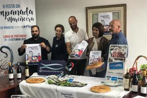 II Festa da Empanada Mariñeira con producto pescadeRías, ¿de onde se non?