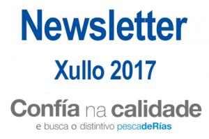 Boletín de noticias de xullo