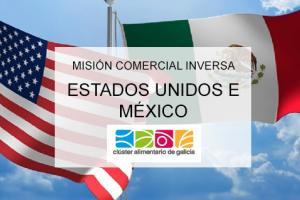 Misión comercial inversa México - USA