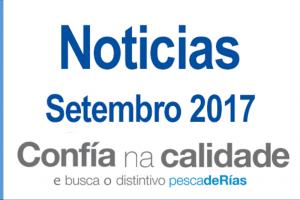Boletín de noticias de Setembro