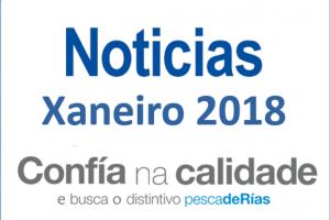 Boletín de noticias de Xaneiro
